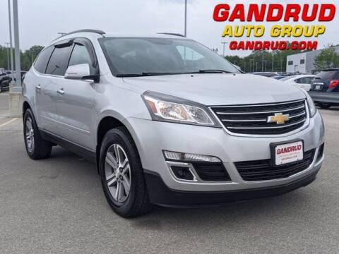 2015 Chevrolet Traverse for sale at Gandrud Dodge in Green Bay WI