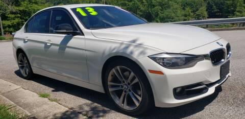2013 BMW 3 Series for sale at Chris Motors in Decatur GA