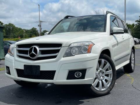 2011 Mercedes-Benz GLK for sale at MAGIC AUTO SALES in Little Ferry NJ