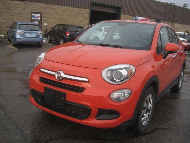 2017 FIAT 500X for sale at ELITE AUTOMOTIVE in Euclid OH