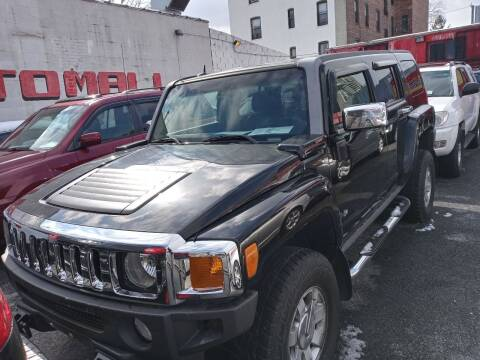 2006 HUMMER H3 for sale at Boston Road Auto Mall Inc in Bronx NY