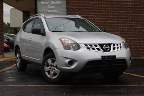 2015 Nissan Rogue Select for sale at Hobart Auto Sales in Hobart IN