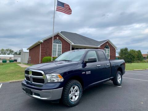 2015 RAM Ram Pickup 1500 for sale at HillView Motors in Shepherdsville KY