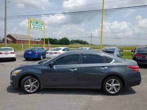 2013 Nissan Altima for sale at Space & Rocket Auto Sales in Meridianville AL
