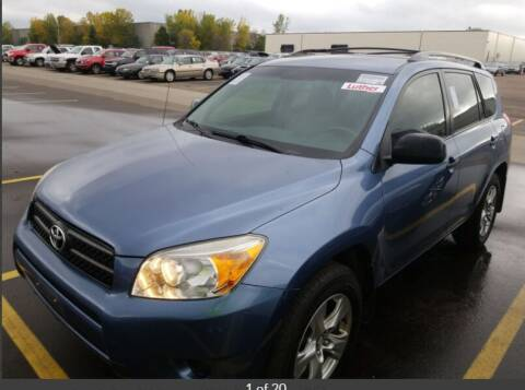 2007 Toyota RAV4 for sale at Green Light Auto in Sioux Falls SD