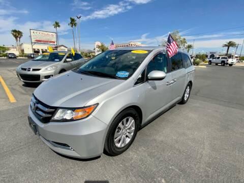 2014 Honda Odyssey for sale at Charlie Cheap Car in Las Vegas NV
