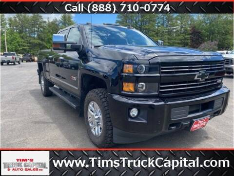 2016 Chevrolet Silverado 3500HD for sale at TTC AUTO OUTLET/TIM'S TRUCK CAPITAL & AUTO SALES INC ANNEX in Epsom NH