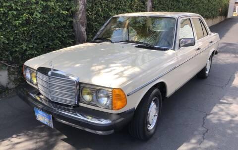 1981 Mercedes-Benz 240-Class for sale at Elite Dealer Sales in Costa Mesa CA