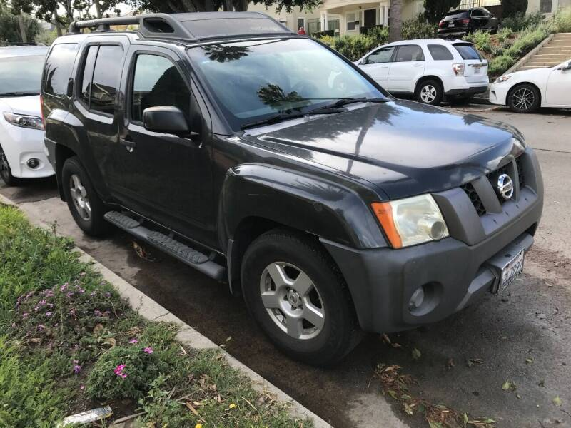 2008 Nissan Xterra for sale at Autobahn Auto Sales in Los Angeles CA