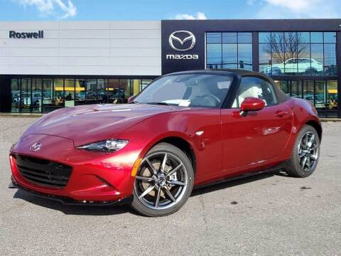 2021 Mazda MX-5 Miata for sale at Mazda Of Roswell in Roswell GA