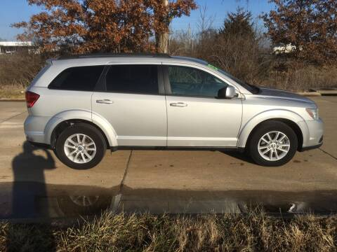 2013 Dodge Journey for sale at J L AUTO SALES in Troy MO