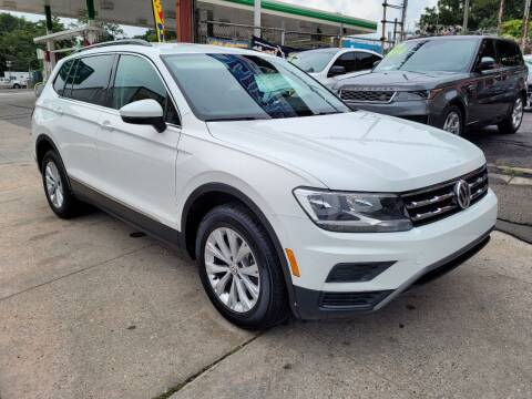 2018 Volkswagen Tiguan for sale at LIBERTY AUTOLAND INC - LIBERTY AUTOLAND II INC in Queens Villiage NY