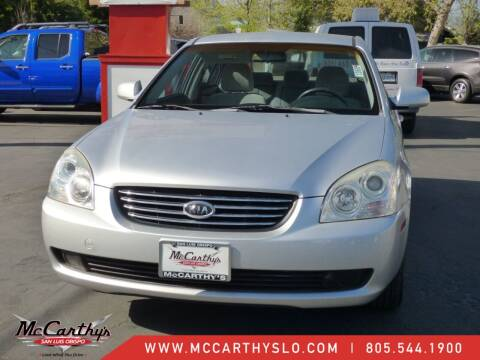 2007 Kia Optima for sale at McCarthy Wholesale in San Luis Obispo CA