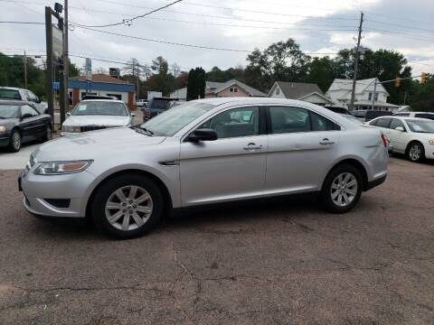 2011 Ford Taurus for sale at RIVERSIDE AUTO SALES in Sioux City IA