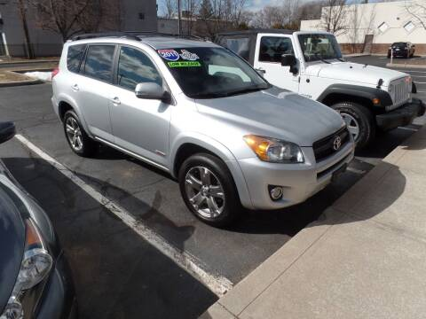 2011 Toyota RAV4 for sale at CAR CORNER RETAIL SALES in Manchester CT