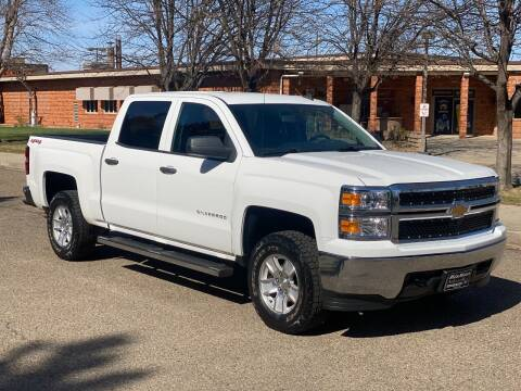 2014 Chevrolet Silverado 1500 for sale at BISMAN AUTOWORX INC in Bismarck ND
