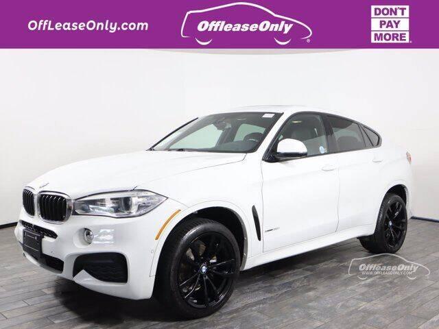 2019 BMW X6 for sale in West Palm Beach, FL