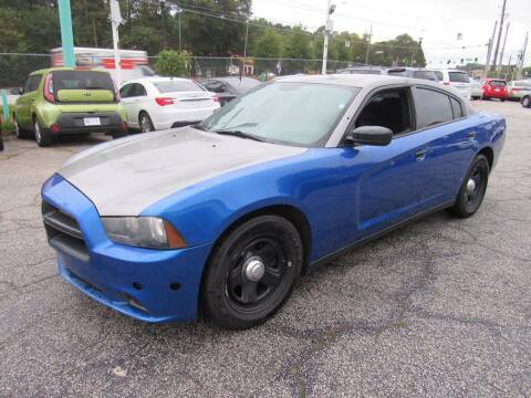 2014 Dodge Charger for sale at King of Auto in Stone Mountain GA