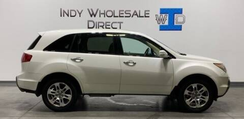 2008 Acura MDX for sale at Indy Wholesale Direct in Carmel IN