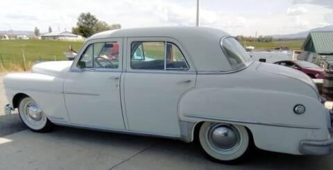 1950 Desoto Sedan for sale at Classic Car Deals in Cadillac MI