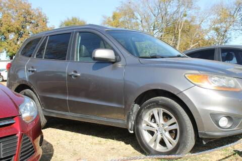 2011 Hyundai Santa Fe for sale at Abc Quality Used Cars in Canton TX