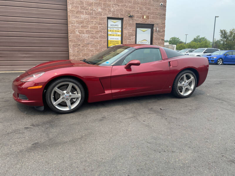 2007 Chevrolet Corvette for sale at CarNu  Sales in Warminster PA