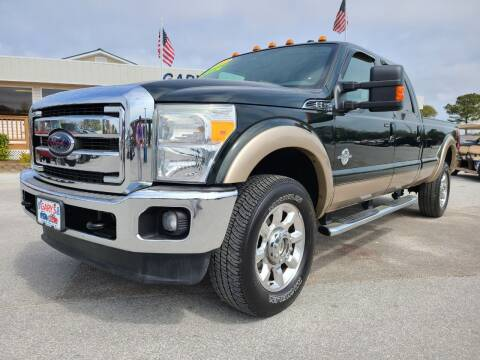 2012 Ford F-350 Super Duty for sale at Gary's Auto Sales in Sneads NC