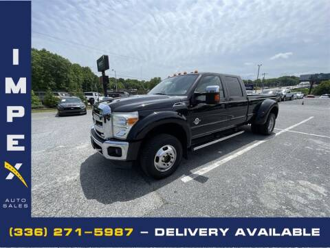 2011 Ford F-450 Super Duty for sale at Impex Auto Sales in Greensboro NC