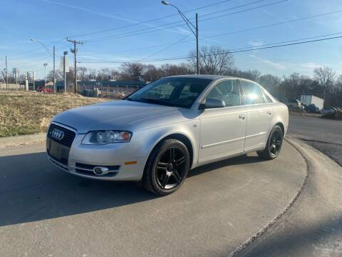 2007 Audi A4 for sale at Xtreme Auto Mart LLC in Kansas City MO