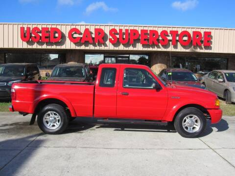 2003 Ford Ranger for sale at Checkered Flag Auto Sales NORTH in Lakeland FL