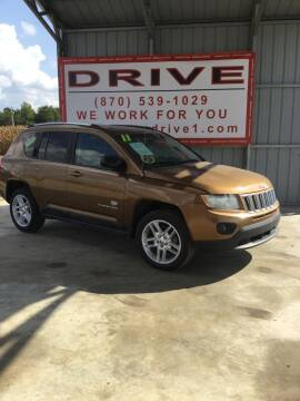 2011 Jeep Compass for sale at Drive in Leachville AR