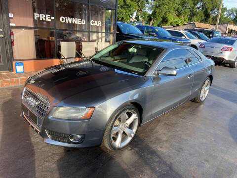 2012 Audi A5 for sale at Kings Auto Group in Tampa FL