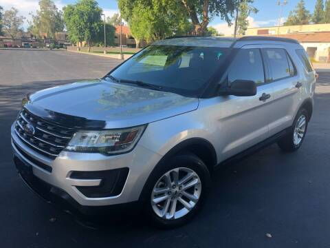 2016 Ford Explorer for sale at Ideal Cars in Mesa AZ