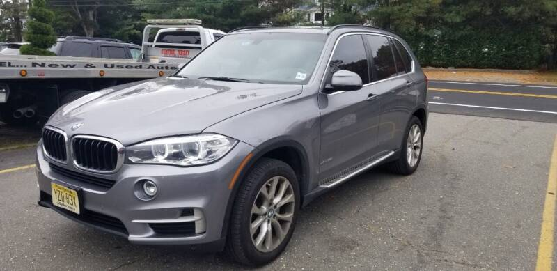 2016 BMW X5 for sale at Central Jersey Auto Trading in Jackson NJ