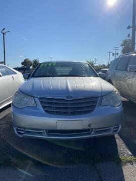2009 Chrysler Sebring for sale at Mastro Motors in Garden City MI