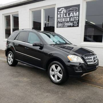 2011 Mercedes-Benz M-Class for sale at Kellam Premium Auto Sales & Detailing LLC in Loudon TN