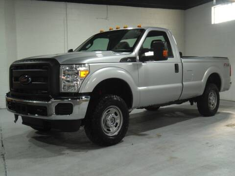 2012 Ford F-250 Super Duty for sale at Ohio Motor Cars in Parma OH