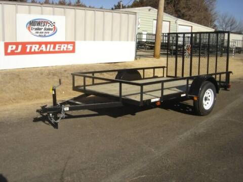 2021 CARRY ON 6 X 10 GW for sale at Midwest Trailer Sales & Service in Agra KS