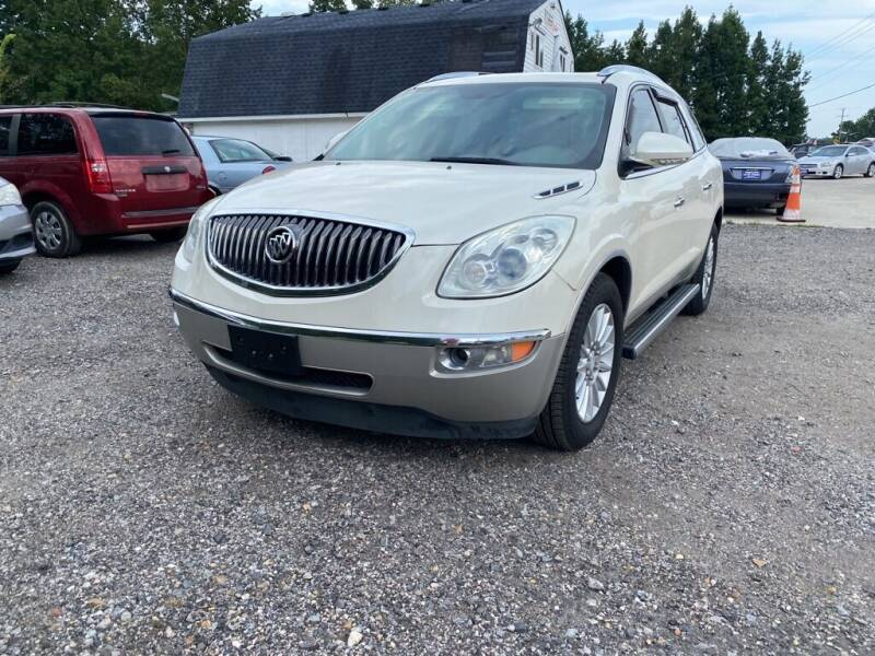 2011 Buick Enclave for sale at Complete Auto Credit in Moyock NC
