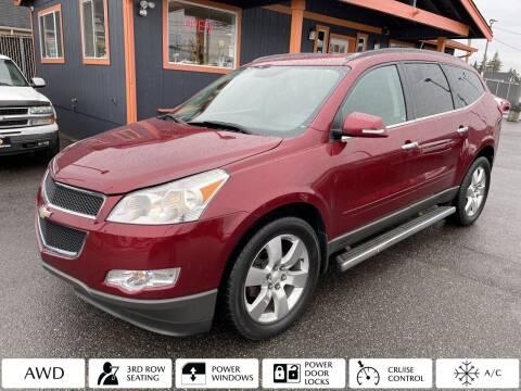 2011 Chevrolet Traverse for sale at Sabeti Motors in Tacoma WA