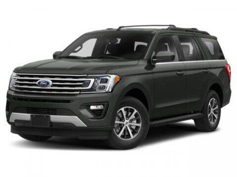 2018 Ford Expedition for sale at Hawk Ford of St. Charles in St Charles IL