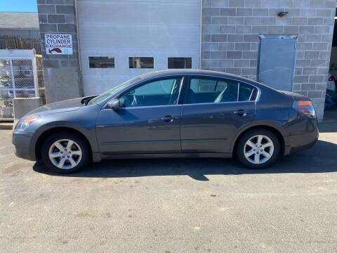 2007 Nissan Altima for sale at Pafumi Auto Sales in Indian Orchard MA