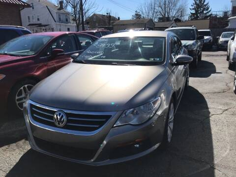 2010 Volkswagen CC for sale at Chambers Auto Sales LLC in Trenton NJ