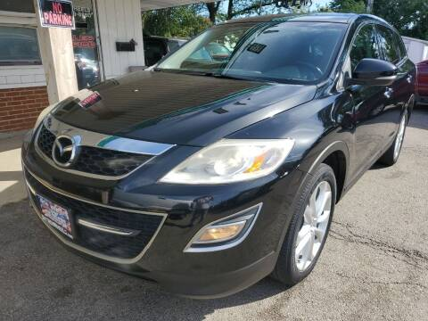 2011 Mazda CX-9 for sale at New Wheels in Glendale Heights IL