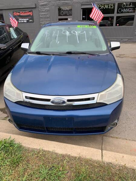 2009 Ford Focus for sale at Fast Car Automotive in Ypsilanti MI