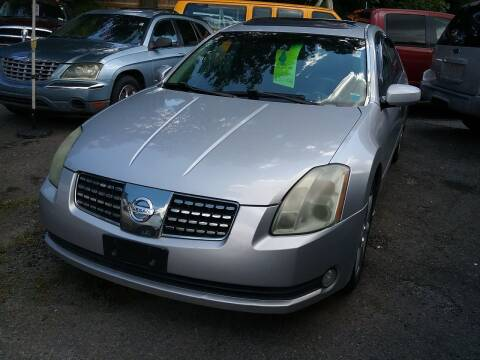 2005 Nissan Maxima for sale at Drive Deleon in Yonkers NY