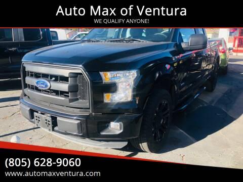 2016 Ford F-150 for sale at Auto Max of Ventura in Ventura CA