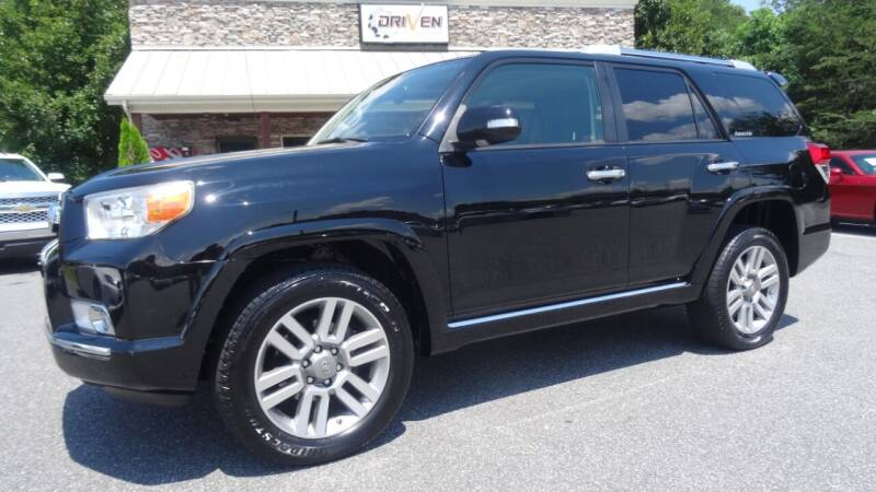2011 Toyota 4Runner for sale at Driven Pre-Owned in Lenoir NC