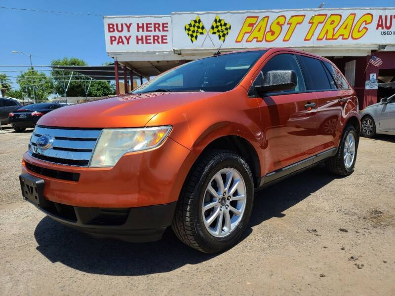 2008 Ford Edge for sale at Fast Trac Auto Sales in Phoenix AZ