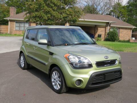 2012 Kia Soul for sale at Sevierville Autobrokers LLC in Sevierville TN